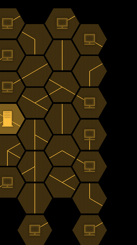 androidアプリ ヘックスウォーク攻略スクリーンショット3