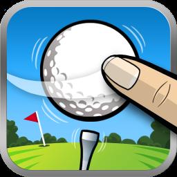フリックゴルフ!