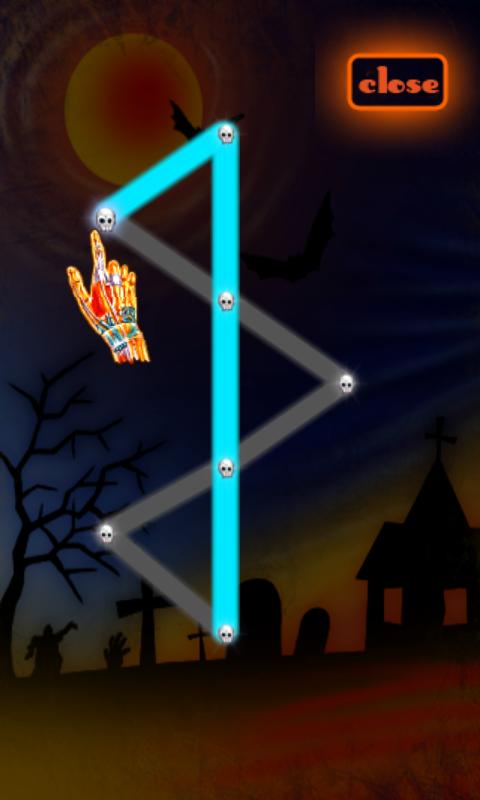 androidアプリ グロウパズル ハロウィン攻略スクリーンショット3