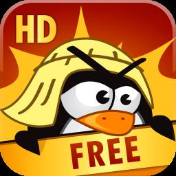 ペンギンレイジ Hd フリーのレビューと序盤攻略 アプリゲット