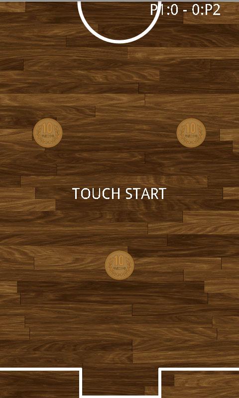 androidアプリ 10円サッカー攻略スクリーンショット1