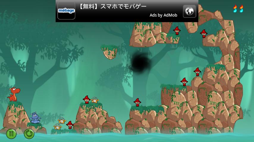 androidアプリ スナッピー ドラゴンズ攻略スクリーンショット5