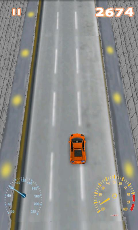 androidアプリ スピードカー攻略スクリーンショット1