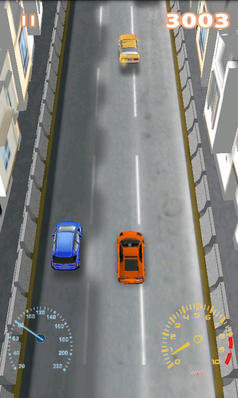 スピードカー androidアプリスクリーンショット1