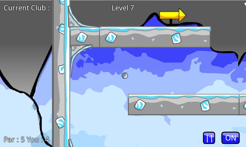 プラタゴルフ ライト androidアプリスクリーンショット1