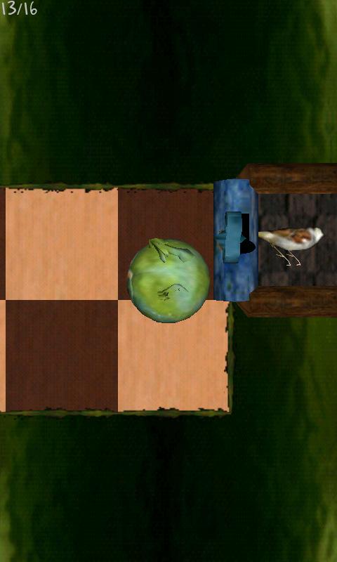 androidアプリ フロッグス ボール攻略スクリーンショット5