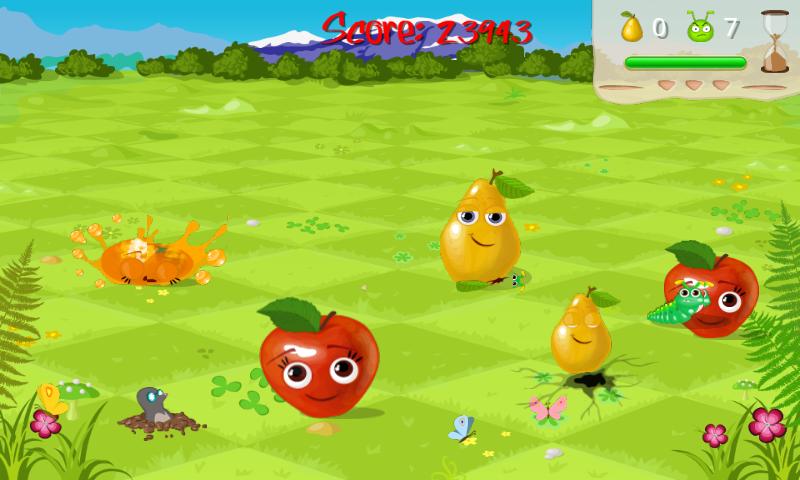 androidアプリ スクイシーフルーツ - フリー攻略スクリーンショット2