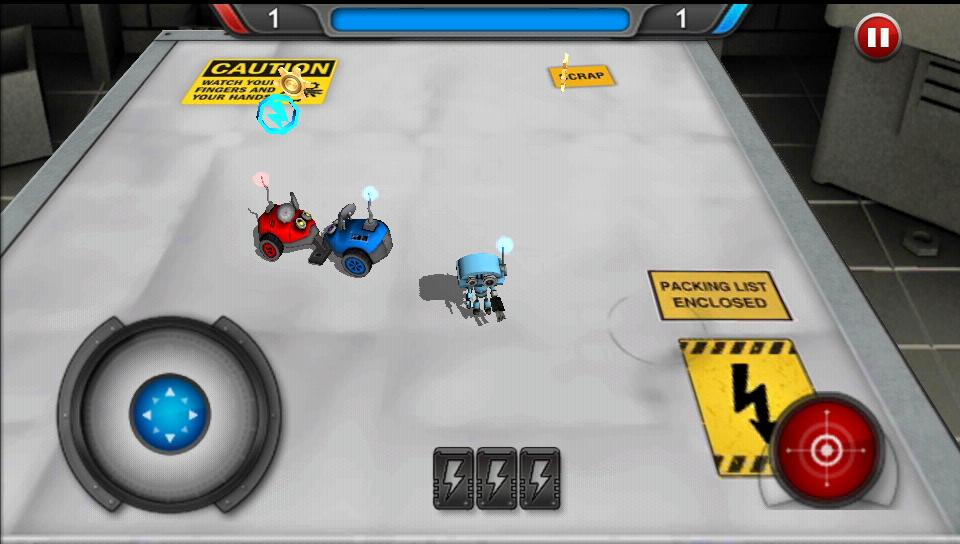 androidアプリ グッドロボット バッドロボット攻略スクリーンショット3