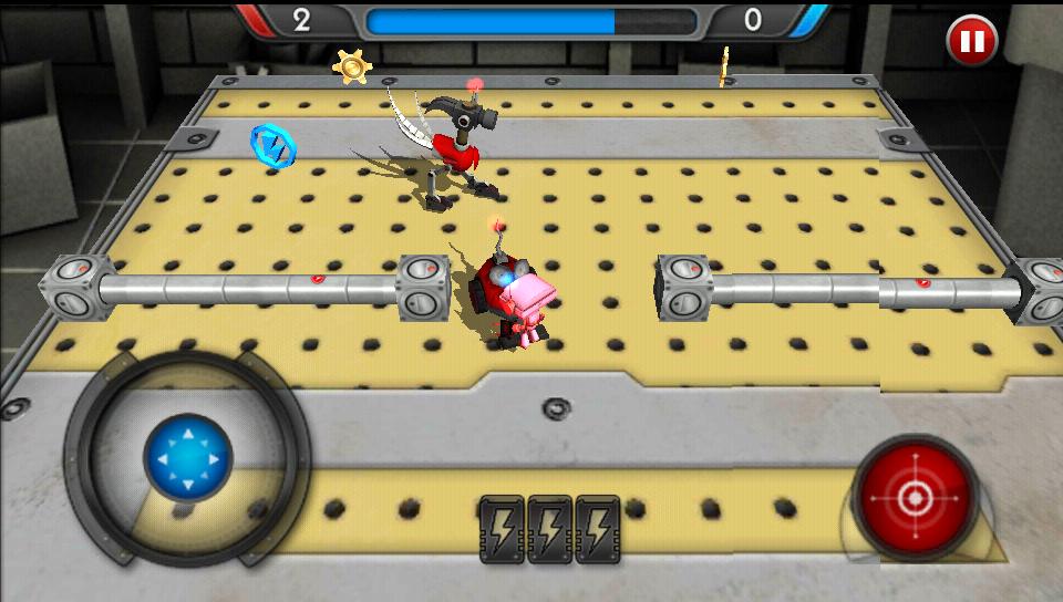 androidアプリ グッドロボット バッドロボット攻略スクリーンショット4