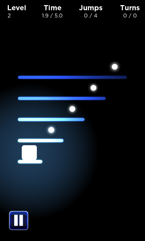 androidアプリ ネオンゾーン攻略スクリーンショット1