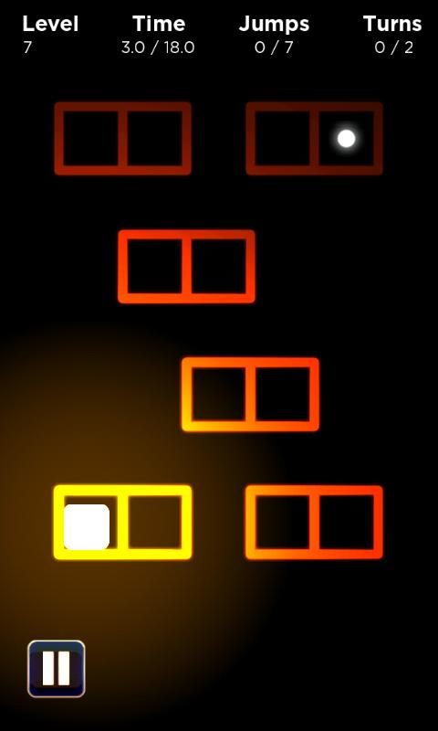 androidアプリ ネオンゾーン攻略スクリーンショット3