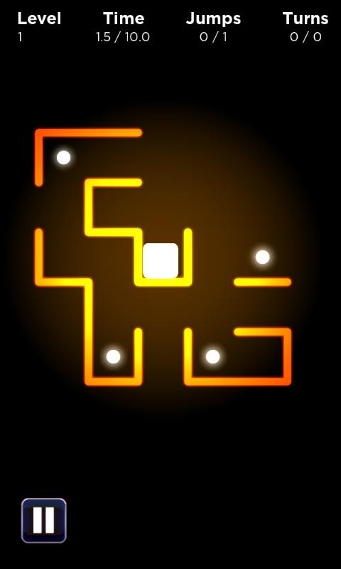 ネオンゾーン androidアプリスクリーンショット1