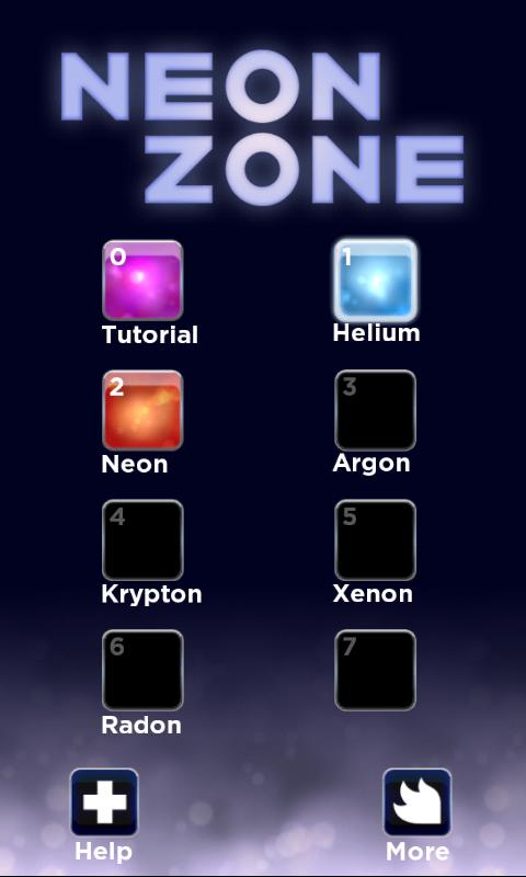 ネオンゾーン androidアプリスクリーンショット2