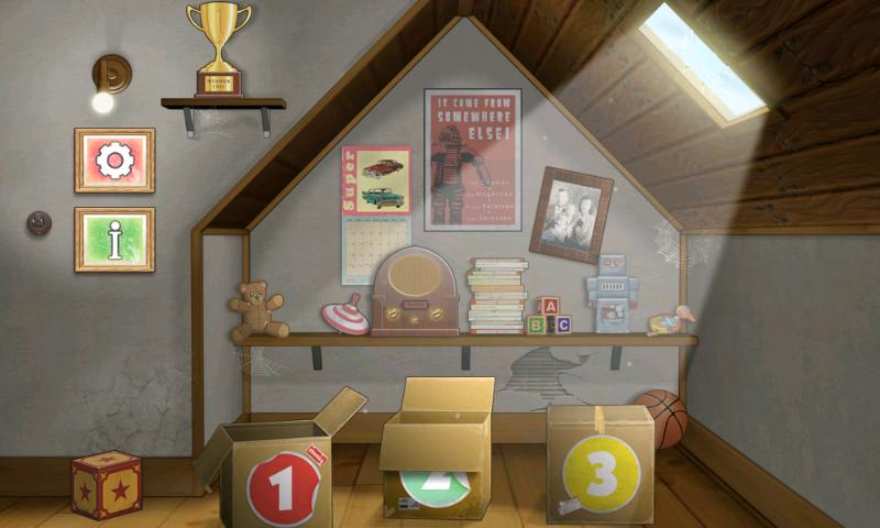 ザ マービアンズ androidアプリスクリーンショット3