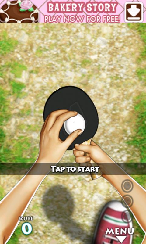 androidアプリ ピンポン インサネリー アディクティヴ攻略スクリーンショット1