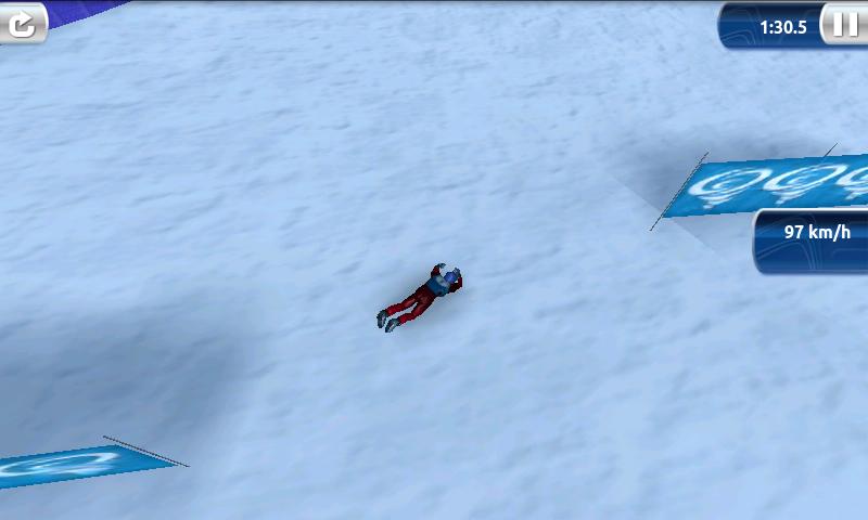 androidアプリ スキーチャレンジ 12 ライト攻略スクリーンショット4