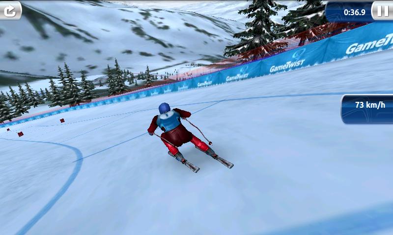 スキーチャレンジ 12 ライト androidアプリスクリーンショット1