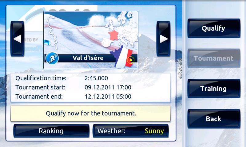 スキーチャレンジ 12 ライト androidアプリスクリーンショット2
