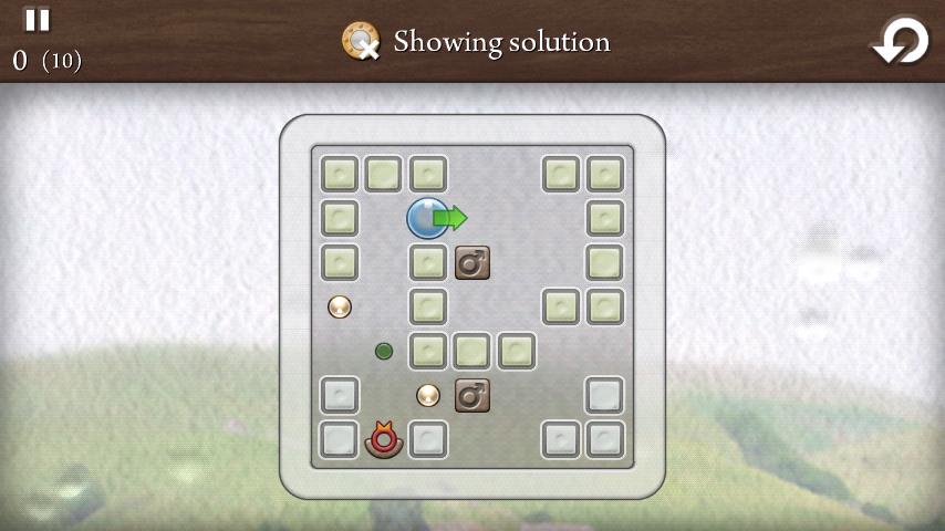 androidアプリ クエル攻略スクリーンショット5