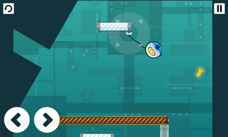 androidアプリ ロープボット ライト攻略スクリーンショット3