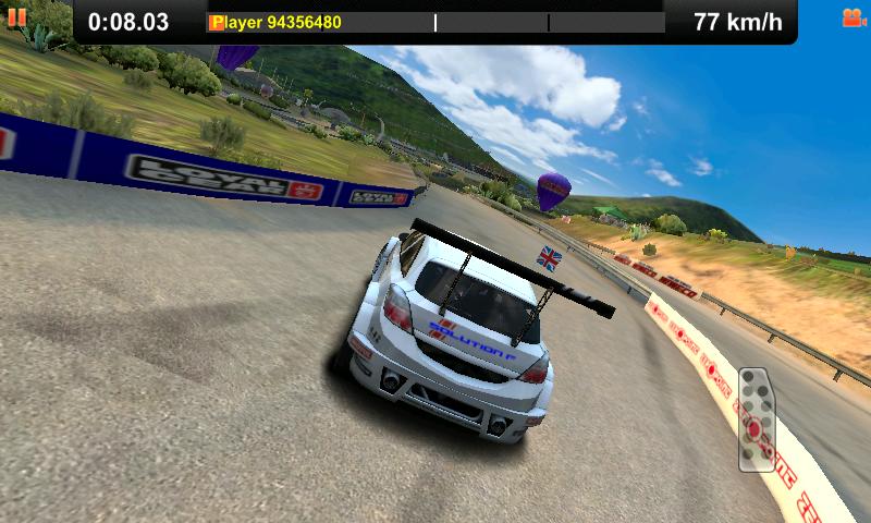 レース オブ チャンピオンズ androidアプリスクリーンショット1