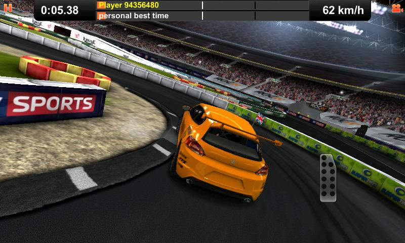 レース オブ チャンピオンズ androidアプリスクリーンショット2