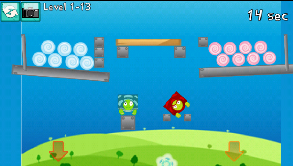 androidアプリ アイ ライク タートルズ! フリー攻略スクリーンショット5