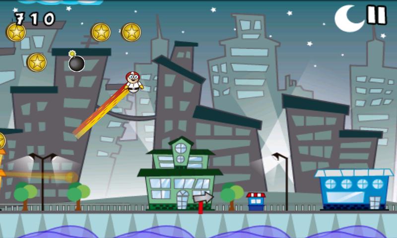 アメージングジャンパー ゴールド androidアプリスクリーンショット3