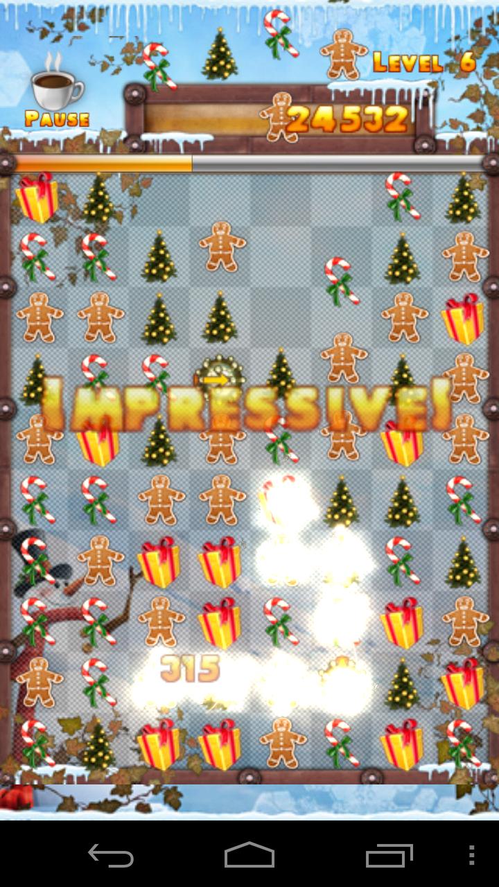ジュエルボックス クリスマスエディション androidアプリスクリーンショット3