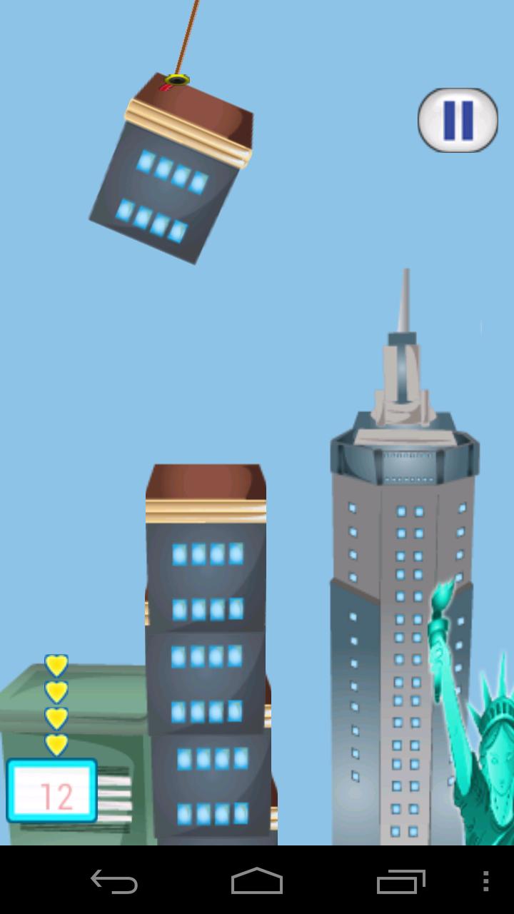 androidアプリ ビルディングニューヨーク ゴールドファイナリー攻略スクリーンショット3