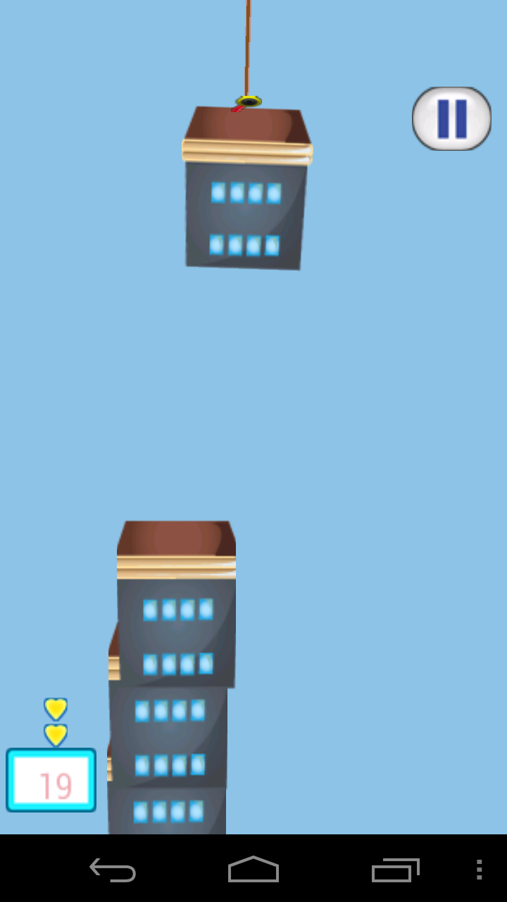 androidアプリ ビルディングニューヨーク ゴールドファイナリー攻略スクリーンショット4