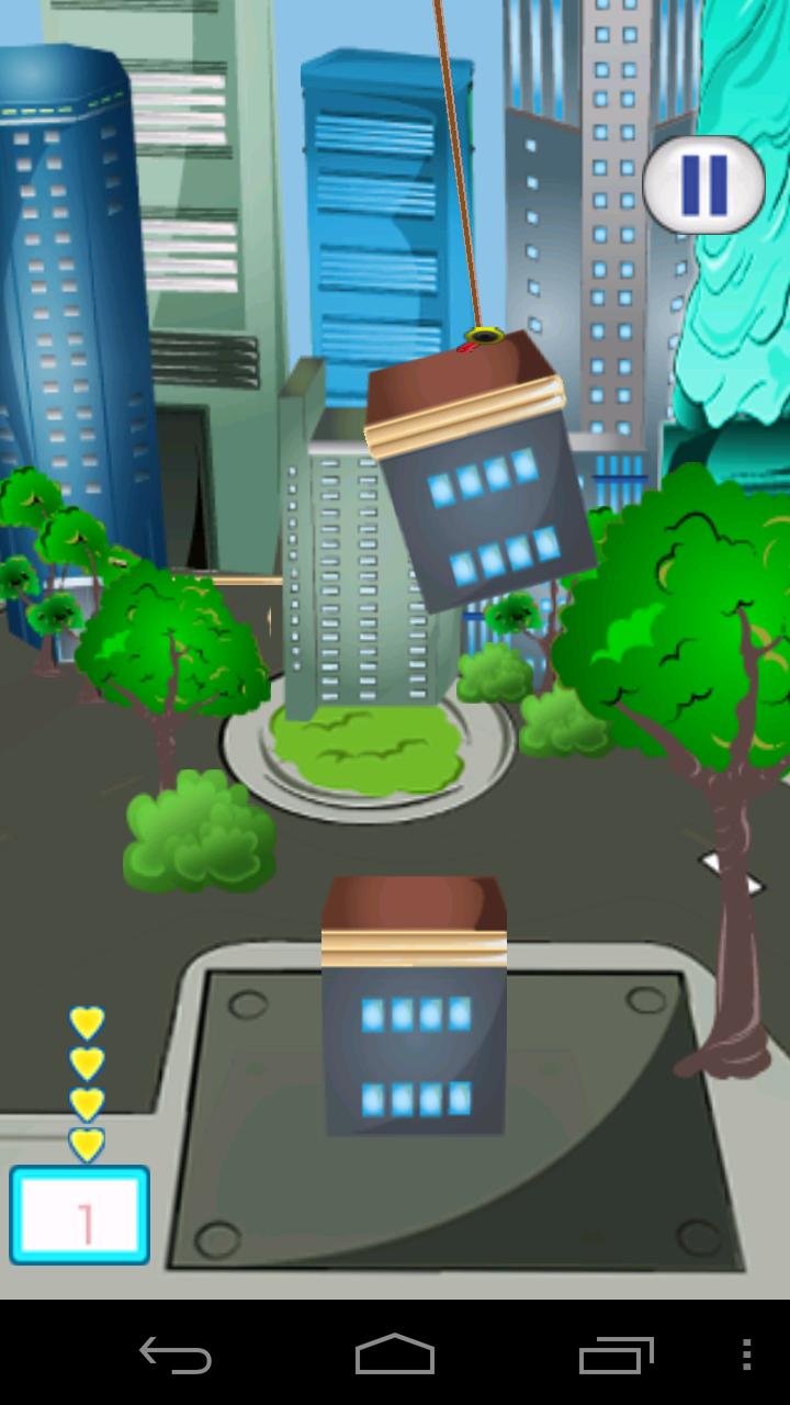 androidアプリ ビルディングニューヨーク ゴールドファイナリー攻略スクリーンショット5