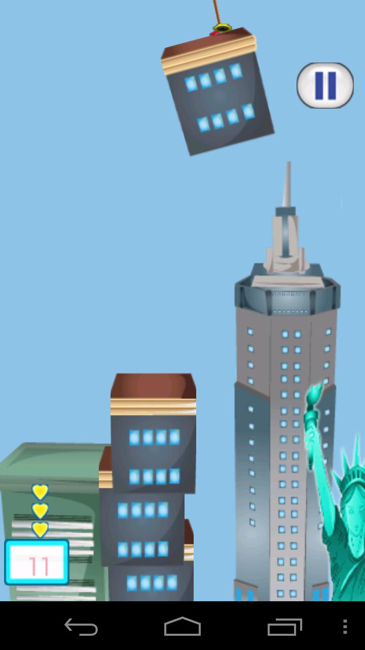 ビルディングニューヨーク ゴールドファイナリー androidアプリスクリーンショット2