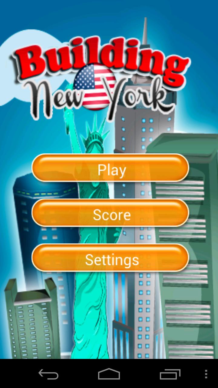 ビルディングニューヨーク ゴールドファイナリー androidアプリスクリーンショット3