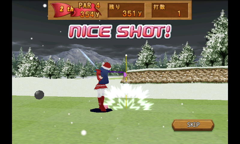Cup Cup Golf 3D! androidアプリスクリーンショット1