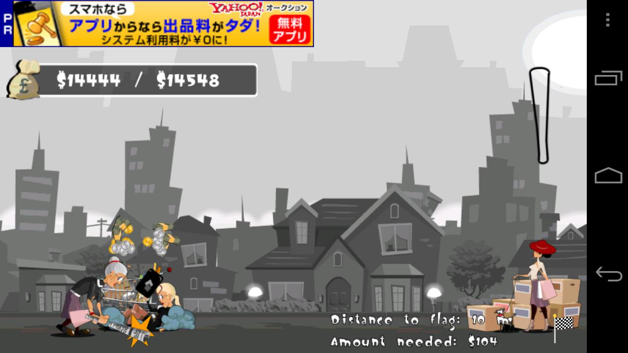 アングリーグラン ベストフリーゲーム androidアプリスクリーンショット3