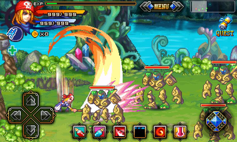 キング海賊 androidアプリスクリーンショット1