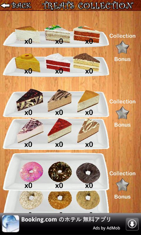 androidアプリ クッキードーザー攻略スクリーンショット4