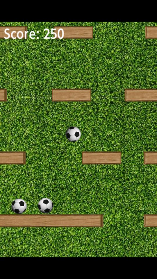 androidアプリ フォールダウン マルチボール攻略スクリーンショット3
