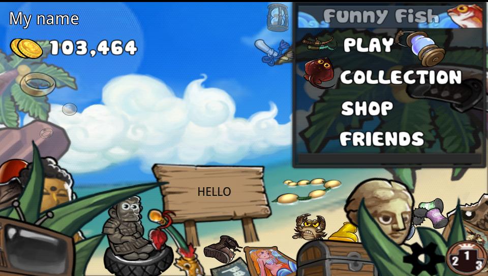 みんなの釣り - Funny Fish androidアプリスクリーンショット3