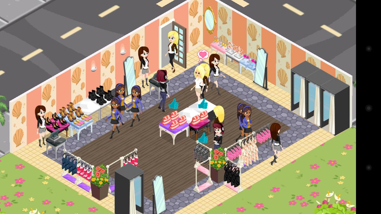 ファッションストーリー androidアプリスクリーンショット3