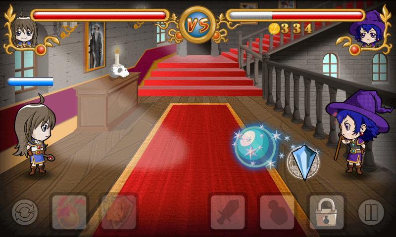 タッチタッチマジックバトル androidアプリスクリーンショット3