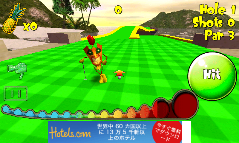 androidアプリ ティキ ゴルフ 2 フリー攻略スクリーンショット4