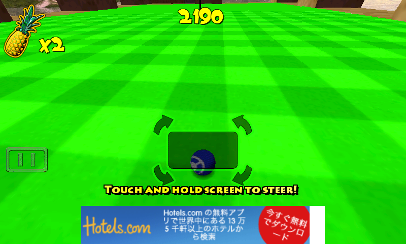 androidアプリ ティキ ゴルフ 2 フリー攻略スクリーンショット5