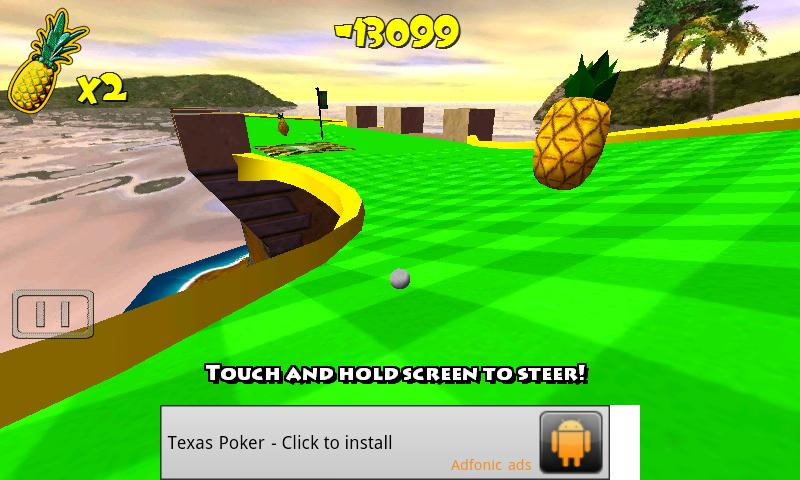 ティキ ゴルフ 2 フリー androidアプリスクリーンショット2