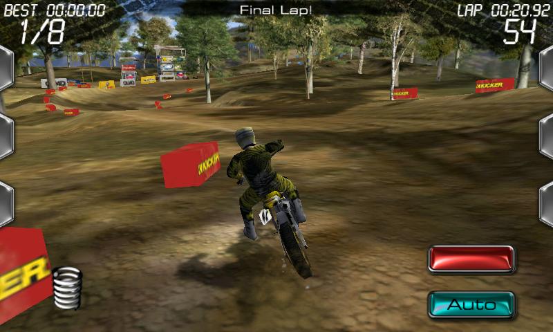 2XL MX オフロード androidアプリスクリーンショット3