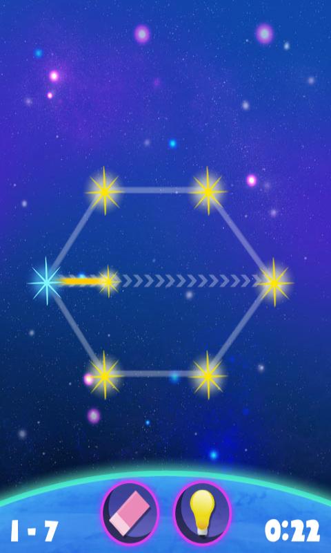 androidアプリ ギャラクシー攻略スクリーンショット3