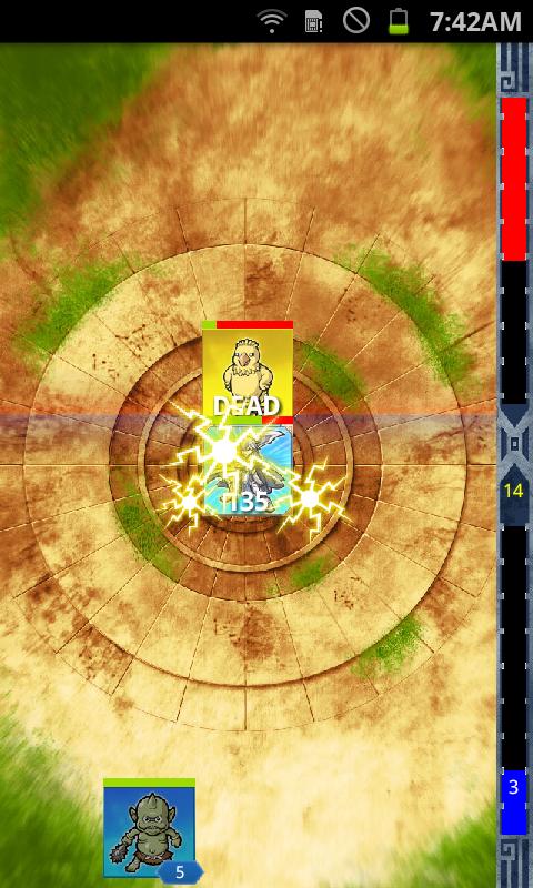 秘宝探偵キャリー androidアプリスクリーンショット1