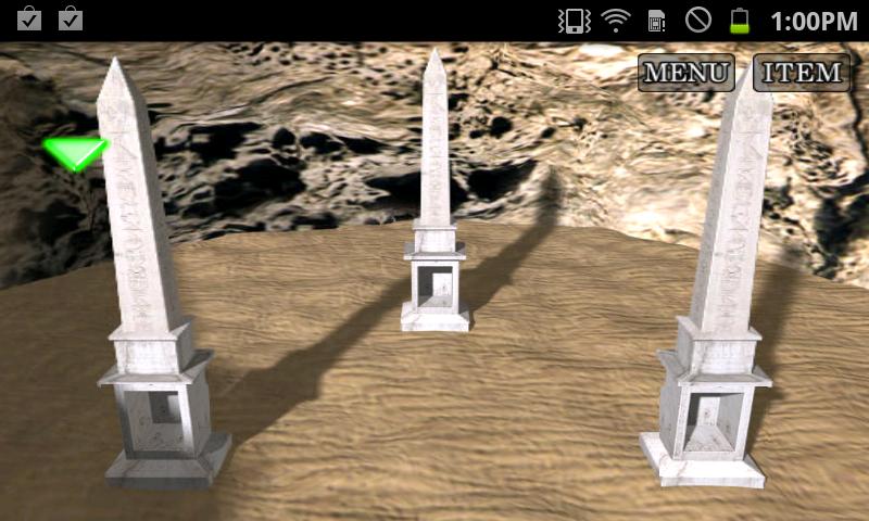 androidアプリ FLEE!-失われた記憶-攻略スクリーンショット4