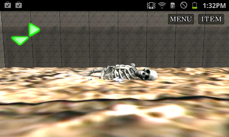 FLEE!-失われた記憶- androidアプリスクリーンショット3